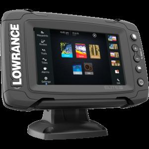 Lowrance Elite 5 Ti GPS