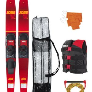 Allegre 59″ Combo Skis Red Pack – 208817005
