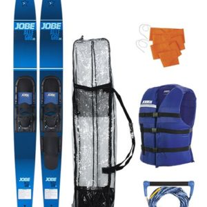 Allegre 67″ Combo Skis Blue Pack – 208817006