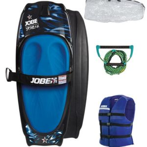Jobe Streak Kneeboard Blue Package – 258817003